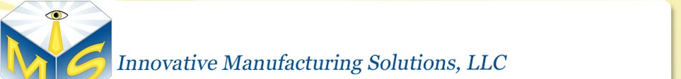 Innovative Manufacturing Solutions